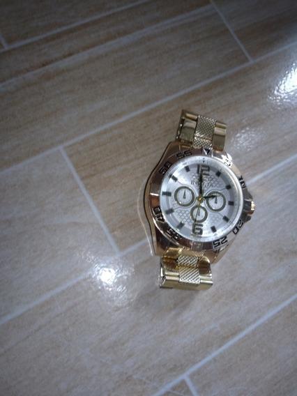 Relógio Invicta Dourado