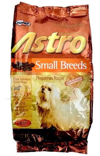 Imagen 1 de 1 de Comida Perro Adulto Astro Raza Pequeña 1 Kg / Mundo Mascota