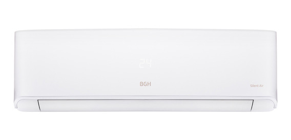 Aire Acondicionado Split Frío/calor Bgh Silent Air Inverter 6300w Bsih55cp-n