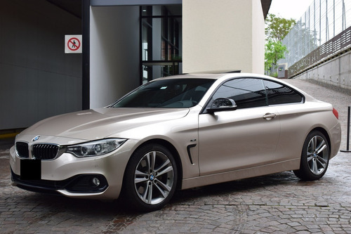 Bmw Serie 4 428i Coupe 2016 33.000 Kms
