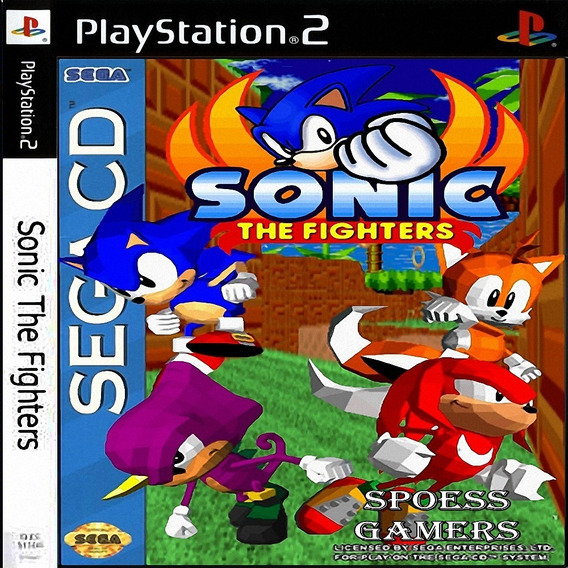 Sonic The Fighters Ps2 Patch