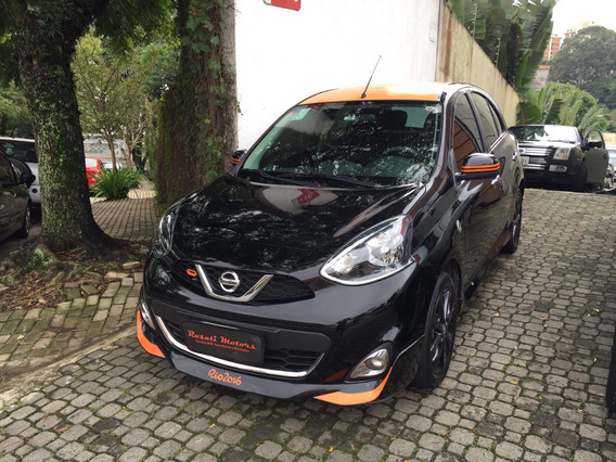 Nissan March 1.6 Rio ( 2016/2016 ) R$ 40.999,99