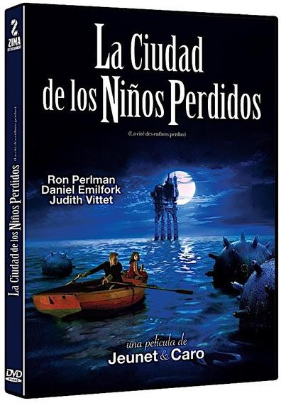 La Ciudad De Los Niños Perdidos Ron Perlman Pelicula Dvd