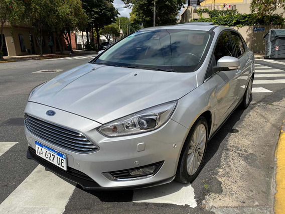 Ford Focus Iii 2.0 Titanium Mt 4 Ptas2016