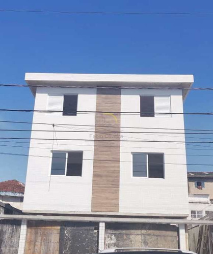 Casa De Condomínio Com 2 Dorms, Esplanada Dos Barreiros, São Vicente - R$ 190 Mil, Cod: 1079 - V1079