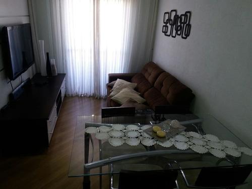 Imagem 1 de 18 de Apartamento A Venda No Bairro Gopoúva Em Guarulhos - Sp.  - 414-1