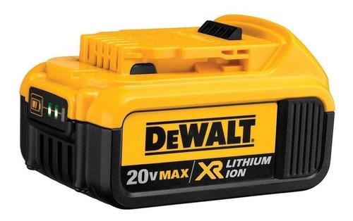 Bateria 20v Li-ion Xr 4.0ah Dcb204-b3 Dewalt