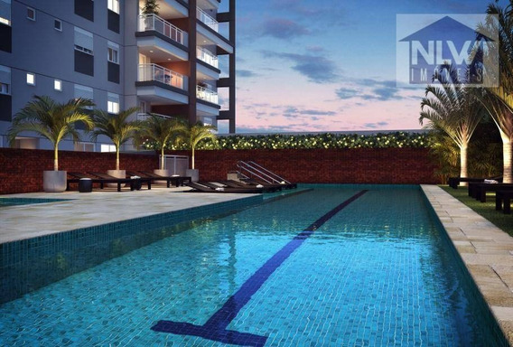 Apartamento Com 1 Dormitório À Venda, 65 M² Por R$ 614.900 - Vila Ipojuca - São Paulo/sp - Ap1294