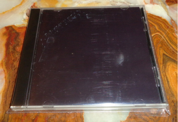 Metallica - Metallica 1991 (album Negro) - Cd Arg.