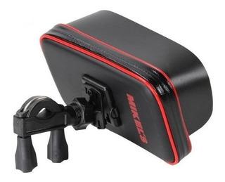 Estuche De Celular Para Motocicleta Con Pantalla Touch Emc-6