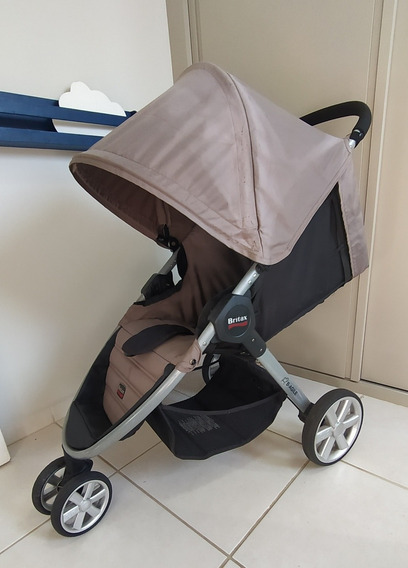 Carrinho De Bebê Britax