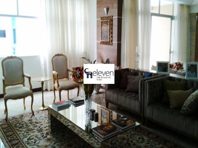 Apartamento Para Venda Vitoria, Salvador 4 Dormitórios Sendo 1 Suíte, 1 Sala, 1 Banheiro, 2 Vagas, 320 M². - Tjl40 - 4700844