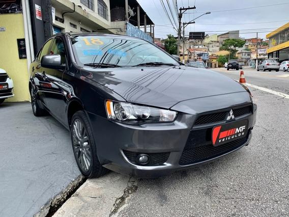 Mitsubishi Lancer Hl-t - Cvt (único Dono) - 2018