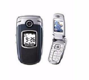 Celular Samsung Sch-a410 Raridade Colecionador Com Defeito