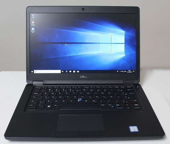 Notebook Dell Latitude 5480 14 Intel I5 2.5ghz 8gb 500gb