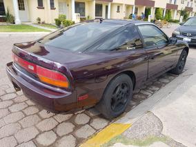 Nissan 240sx 1993 Nacional Midnight Purple