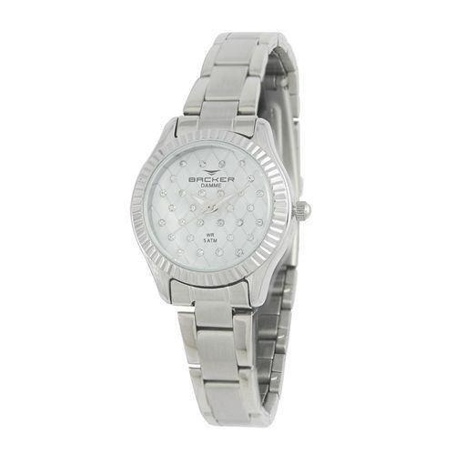 Relógio Backer Feminino Damme 10231123f Original Barato