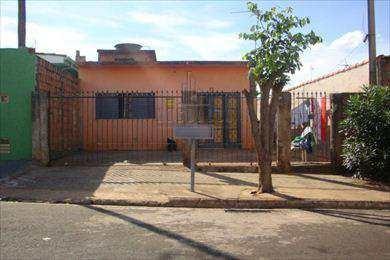 Casa Em Jaboticabal Bairro Jardim Alvorada - V20600