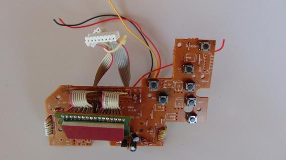 Placa Display Micro System Britânia Sound Bs368