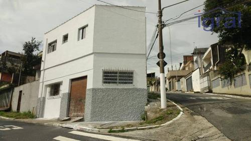 Imagem 1 de 21 de Casa Com 3 Dormitórios À Venda, 212 M² Por R$ 460.000 - Vila Do Encontro - São Paulo/sp - Ca1044