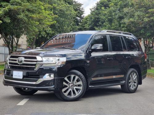 Toyota Land Cruiser Vxs  Blindaje Ii Plus 5.7 Cc V8 Gasolina
