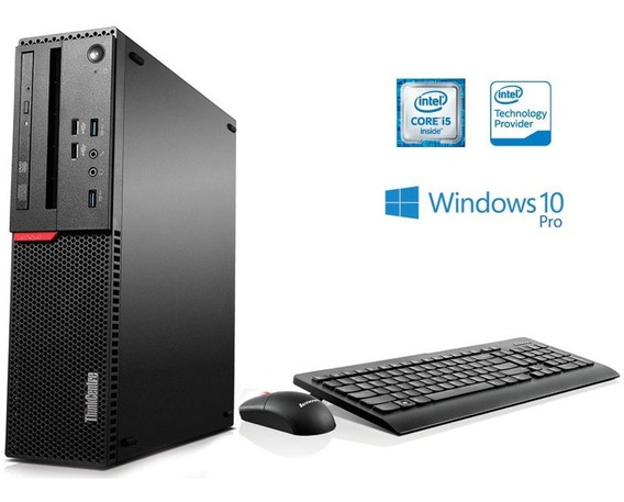 Desktop Intel Lenovo 10fh003hbp M900 Sff Core I5-6400 3.3ghz