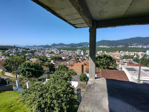 Terreno À Venda, 507 M² Por R$ 780.000,00 - Trindade - Florianópolis/sc - Te0240