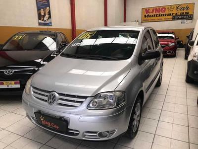 Volkswagen Fox 1.0 City Flex 5p 2006 Kingcar Multimarcas