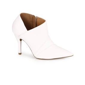 9d7731d7b Sand Lias Salto Fino Medio - Sapatos Branco no Mercado Livre Brasil