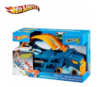 Hot Wheels - Caminhão Manobra Radical Dwn56 - Mattel