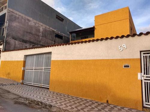 Casa Geminada Com 2 Quartos Para Comprar No Darcy Vargas Em Contagem/mg - 1412