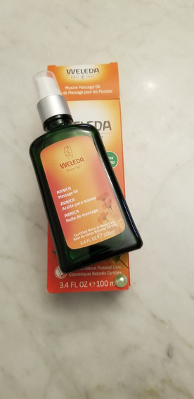 Weleda Aceite De Arnica -- 3.4 Fl Oz