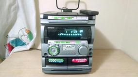 Micro System Som Receiver Aiwa Nsx S708(sony Panasonic)