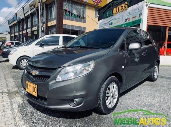 Chevrolet Sail Ltz Fe 1.4 2014