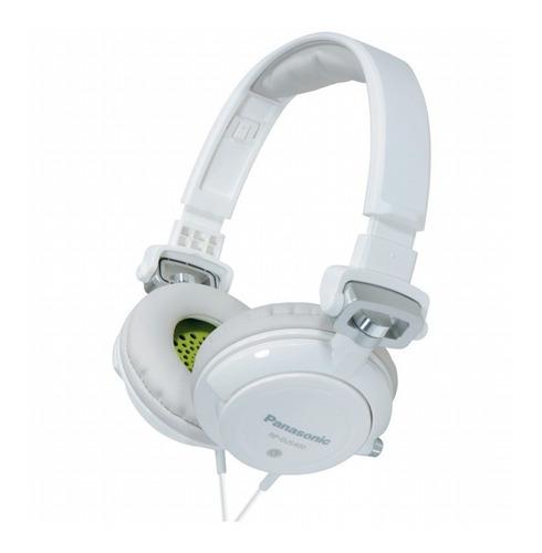 Imagen 1 de 1 de Auriculares Panasonic Djs400a Blanco