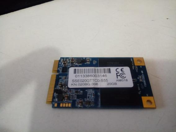 Ssd 20gb M Sata Do Ultra Book Acer Aspire M5 481t 6650