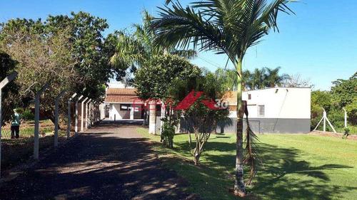 Chácara Com 2 Dorms, Gran Park Residencial, Piracicaba - R$ 510 Mil, Cod: 5400 - V5400