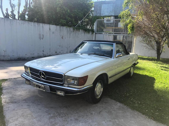 Mercedes Benz 350 Sl Pagoda Cabrio Impecable