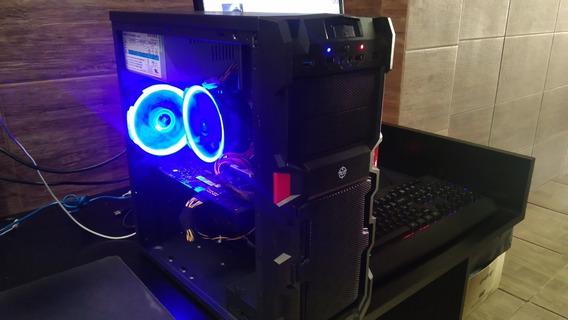 Computador Gamer Ryzen 1200 + Ssd 120gb + Gtx 760