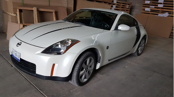 Nissan 350z 3.5 Coupe 2 Asientos At 2003