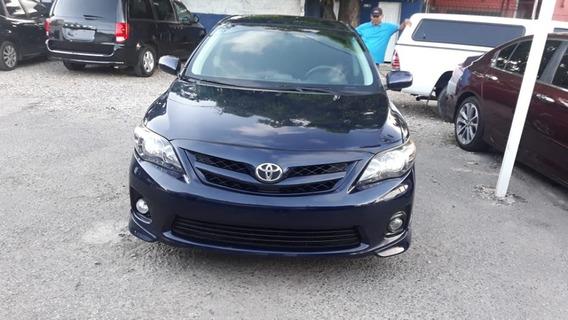 Toyota Corolla S 2013 Recien Importado 80 Mil Millas Nuevo
