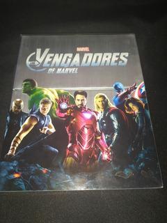 Marvel Los Vengadores Fase 1 Colección 6 Películas Blu-ray