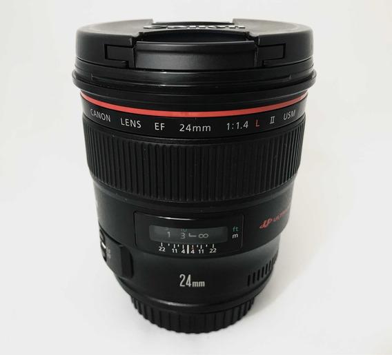 Lente Canon Ef 24 Mm F 1.4 L Ii