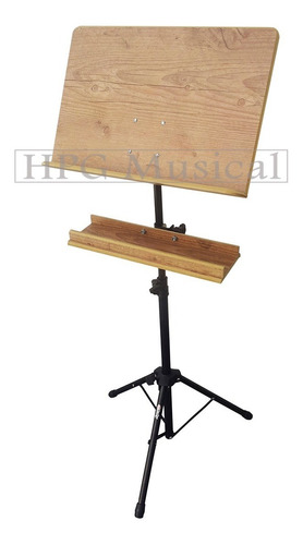 Estante Musica Suporte Partitura Saty Profissional 5036