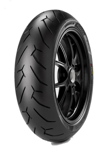 Pneu Moto Traseiro 140/70r17 66h(r) Diablo Rosso Ii Pirelli