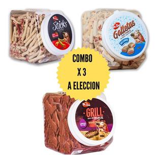 Adiestramiento Golosinas Dr.zoo Combox3 Carameleras Palitos