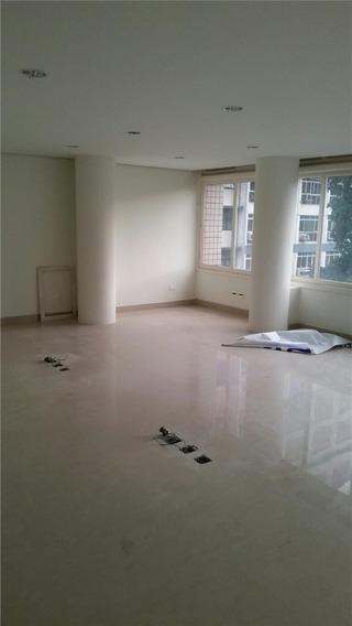 Sala Em Centro, Santos/sp De 160m² À Venda Por R$ 400.000,00 - Sa249711
