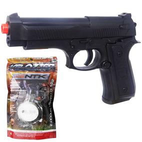 Airsoft Pistola Vg P92-038 Mola 6mm + Esferas Bbs Ntk