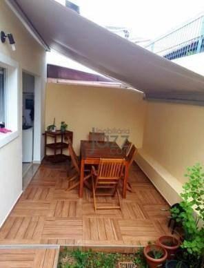 Casa Com 2 Dormitórios À Venda, 81 M² Por R$ 561.800,00 - Chácara Primavera - Campinas/sp - Ca6008
