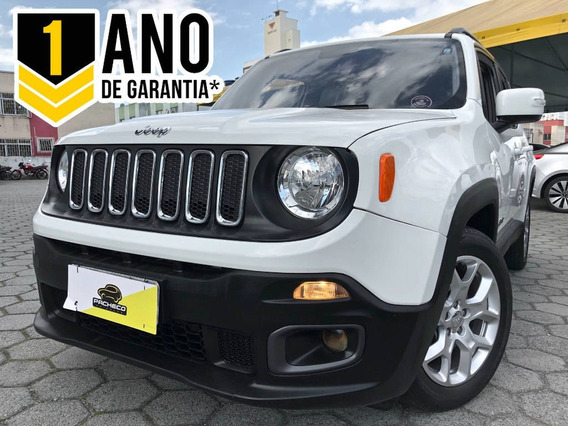 Jeep Renegade Jeep Renegade 1.8 Longitude 2016/2016